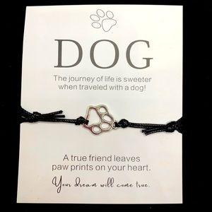 Friendship Bracelet Dog Lover